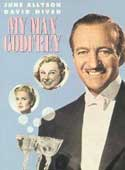 My Man Godfrey movie poster