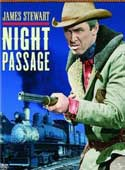 Night Passage movie poster