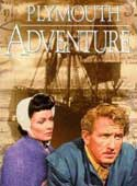 Plymouth Adventure movie poster