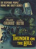 Thunder on the Hill movie poster