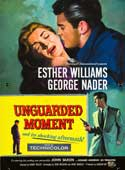 The Unguarded Moment movie poster