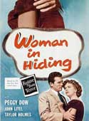 Woman in Hiding movie poster